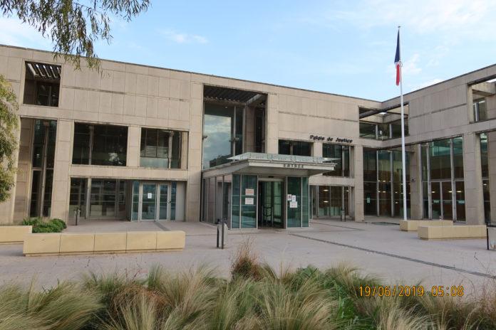 Le sort du réseau de proxénétes a été scellé au palais de justice de Montpellier. (c)Photo topsudnews