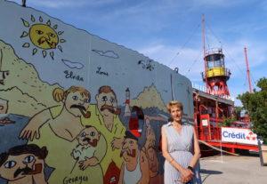 bateau Requerols de Georges Brassens à Sète